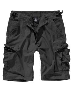 Brandit BDU Ripstop Shorts (Sort, L)