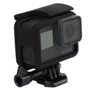 GoPro Hero 7/6/5 - Beskyttelses hus/cover - Sort