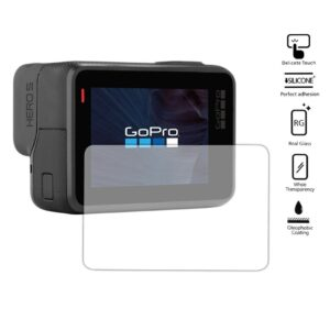 GoPro Hero 7/6/5 - LCD hærdet beskyttelsesglas