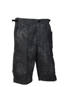 Mil-Tec Ripstop Bermuda Shorts (Mandra Night camo, 2XL)