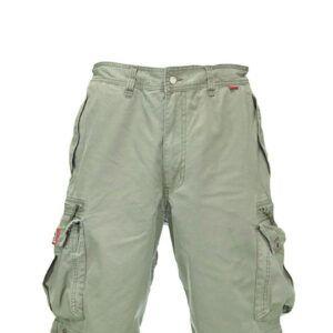 Molecule Cargo Shorts - Originals (Oliven, X-Large / W36-40)