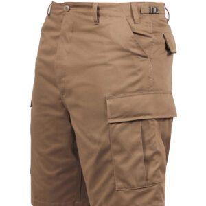 "Rothco BDU Shorts (Coyote Brun, X-Large / 39""-43"")"