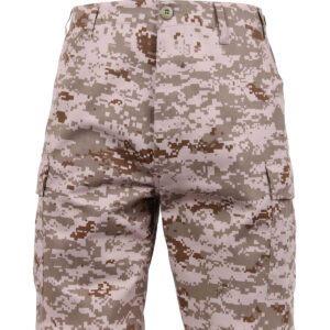 "Rothco BDU Shorts (Desert Digital Camo, 2XL / 43""-47"")"