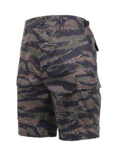 "Rothco BDU Shorts (Tiger Stribet, X-Large / 39""-43"")"