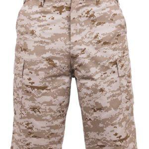 """Rothco BDU Shorts med Længde (Desert Digital Camo, Large / 35""""-43"""")"""