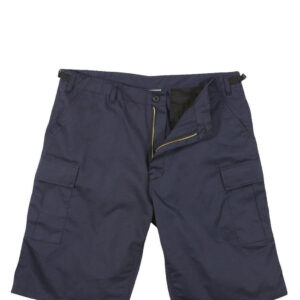"""Rothco BDU Shorts med Længde (Navy, X-Large / 35""""-43"""")"""
