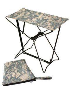 Rothco Foldestol (ACU Camo, One Size)