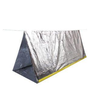 Rothco Overlevelse Telt (Sølv Grå, One Size)