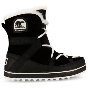 Sorel - Glacy Explorer Shortie - Dame - Sort