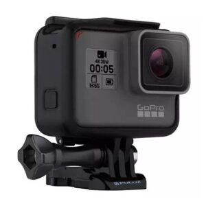 GoPro Hero 7/6/5 - PULUZ PU187 - PC beskyttelses hus/cover - Sort