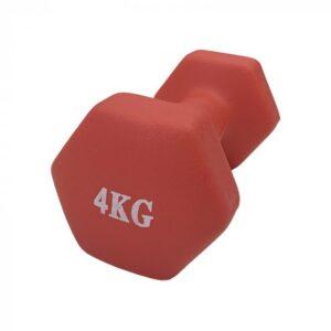POWR.4 PRO Neopren håndvægt (4 kg)