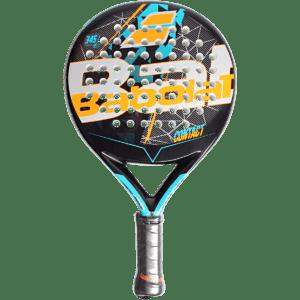Babolat - Contact Padel Tennis Bat - Sort