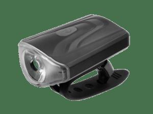 Bike Attitude - Forlygte LED - 50 lumen - USB opladelig