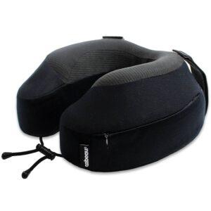 Cabeau Evolution S3 Travel Pillow, JET BLACK