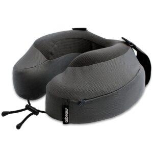 Cabeau Evolution S3 Travel Pillow, STEEL
