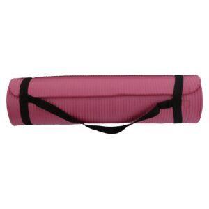 Ergofit Yogamåtte 170 x 60 x 1 cm Pink