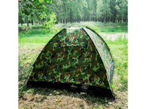 Lome Automatic - Telt - 3-4 personer - Pup up - Dobbelt lag - Army grøn