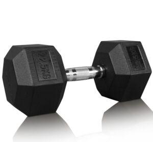 ODIN Hex Håndvægte 22,5kg (1 stk)