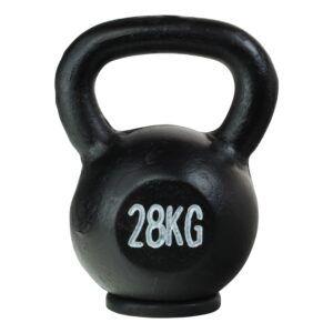 ODIN Støbejern Kettlebell 28kg