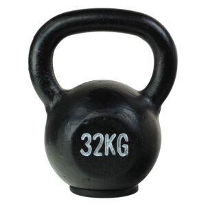 ODIN Støbejern Kettlebell 32kg