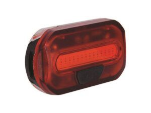 OXC Bright Torch - Cykellygte bag - LED