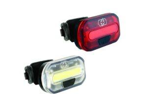 OXC Lygtesæt - Bright Torch Redline - LED lygter