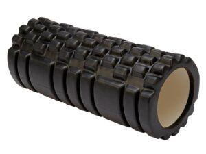 OnGear - Foamroller - Triggerpoint - 33x14 cm - (EVA+PVC) - Sort