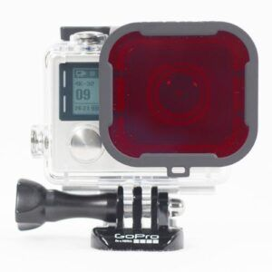 Polar Pro GoPro Red Filter (Hero3+ / Hero4)