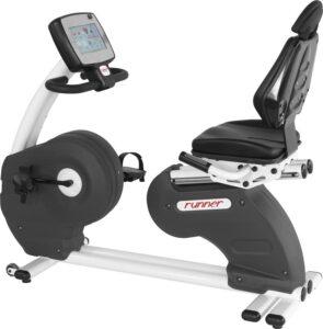 Runner Vandret Rehabilitering Motionscykel