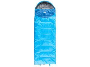 Trespass Snooze - Sovepose - 2 season - 220 x 75 cm - Blå