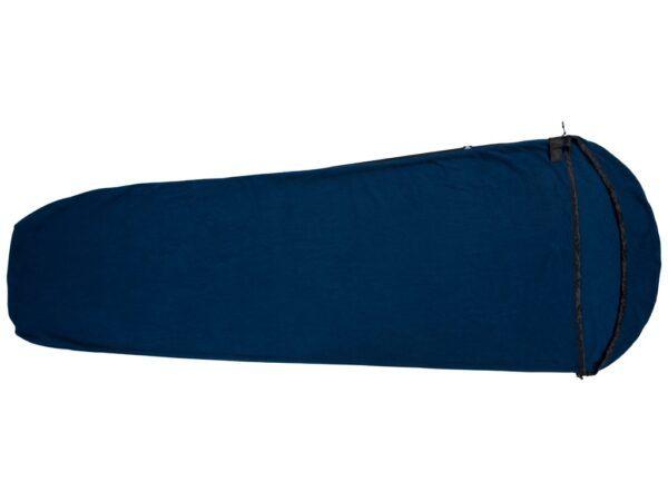 Trespass Snug - Termosovepose - 225 x 80 x 55 cm - Navy blå