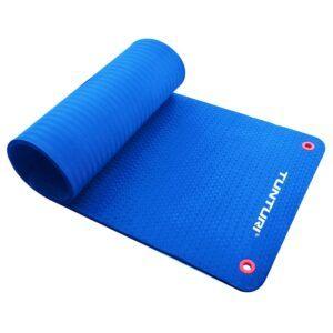 Tunturi Pro Fitnessmåtte, 140 cm