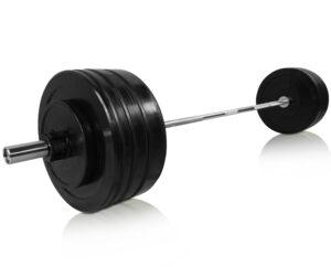 cPro9 Olympic Vægtstangssæt 140kg