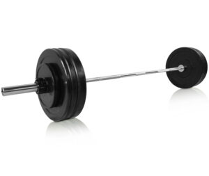 cPro9 Olympic Vægtstangssæt PAKKETILBUD 85kg