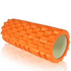 cPro9 Trigger Roller Foam Roller Orange