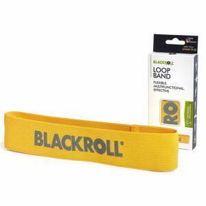 Blackroll Loop Band Træningselastik Ekstra Let (1 stk)
