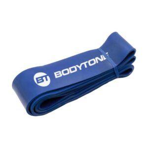 Bodytone Power Band Træningselastik Niveau 4 Ekstra Hård Blå