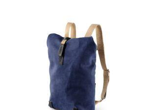 Brooks Pickwick - Daypack rygsæk - Tex Nylon - 12 liter - Octane blå