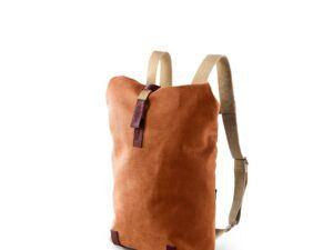 Brooks Pickwick - Daypack rygsæk - Tex Nylon - 12 liter - Orange