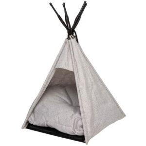 Coop telt til kæledyr - Tulle - Lysegrå