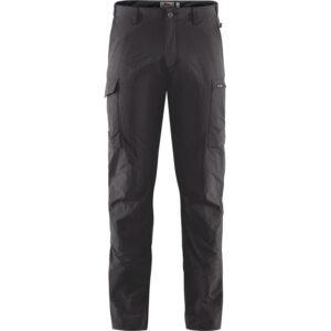 Fjällräven Mens Travellers MT Trousers, 44, DARK GREY/030
