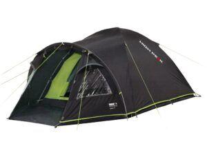 High Peak Talos 4 - 4 personers telt - Mørkegrå/grøn