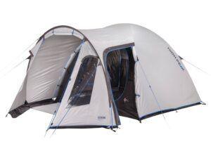 High Peak Tessin 4.0 - 4 personers telt - Nimbus grey