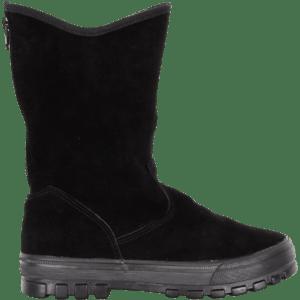 M79 - Suede Pile Boot - Børn - Sort