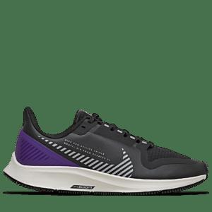 Nike - Air Zoom Pegasus 36 Shield - Sort - Dame