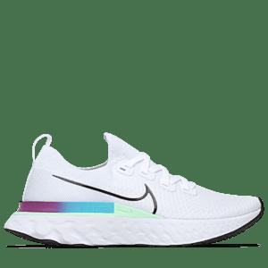 Nike - React Infinity Run Flyknit - Hvid