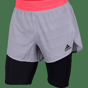 adidas - HEAT.RDY Shorts - Grå - Herre