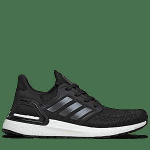 adidas - Ultra BOOST 20 - Sort - Dame