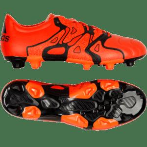 adidas - X 15.2 Læder FG/AG - Orange
