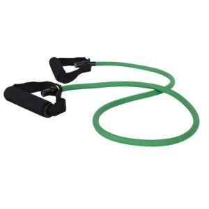 cPro9 Latex Exertube Træningselastik Niveau 1 Let Grøn